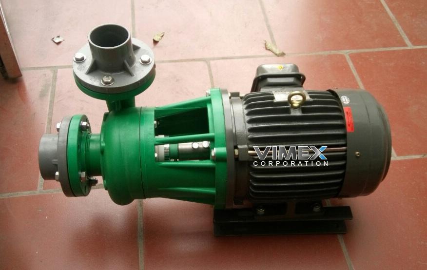 Giới thiệu về bơm đẩy áp dùng trong lò hơi HCP 325- 11.5 20