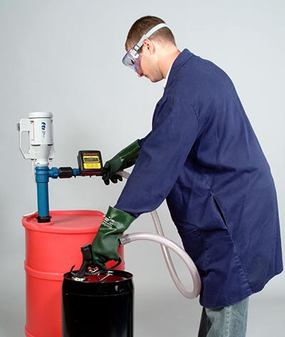 Máy bơm dầu trục vít và những điều cần biết - 211116